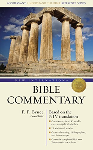New International Bible Commentary: With the New International Version 9780310220206