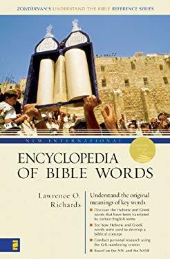 New International Encyclopedia of Bible Words 9780310229124