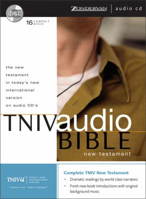 TNIV New Testament: Multi-Voice Edition 9780310922872