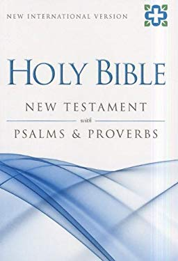 New Testament with Psalms and Proverbs-NIV 9780310441380