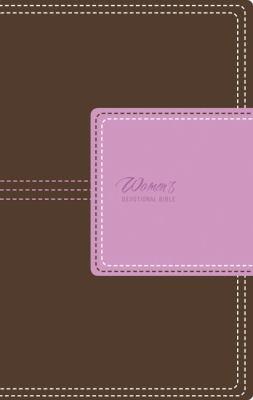 New Women's Devotional Bible-NIV 9780310937357