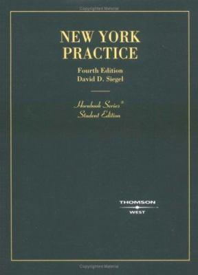 New York Practice 9780314162014