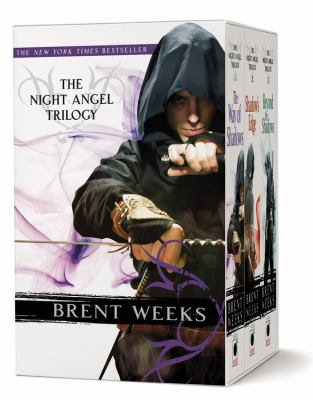 The Night Angel Trilogy 9780316085144