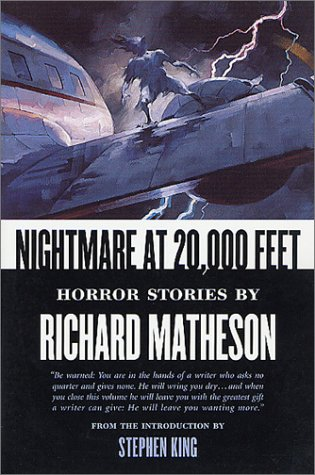 Nightmare at 20,000 Feet: Horror Stories 9780312878276