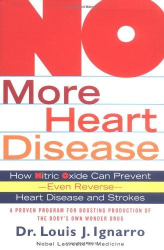 No More Heart Disease 9780312335816