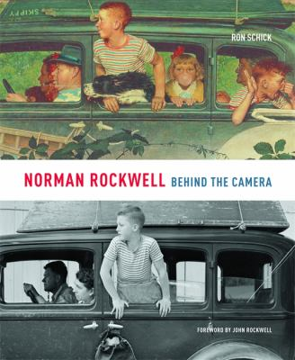 Norman Rockwell: Behind the Camera 9780316006934