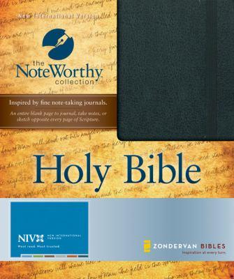 Noteworthy Bible-NIV 9780310939726