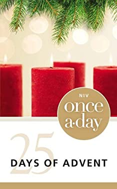 Once-A-Day 25 Days of Advent Devotional 9780310419136