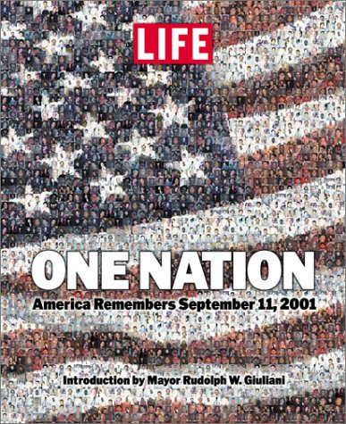 One Nation: America Remembers September 11, 2001 9780316525404