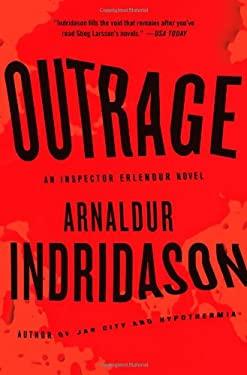Outrage: An Inspector Erlendur Novel 9780312659110