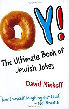 Oy!: The Ultimate Book of Jewish Jokes 9780312361761