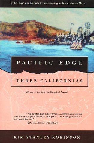 Pacific Edge: Three Californias 9780312890384