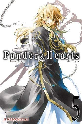 Pandora Hearts, Volume 5 9780316076128