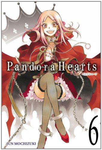 Pandora Hearts, Vol. 6 9780316076159