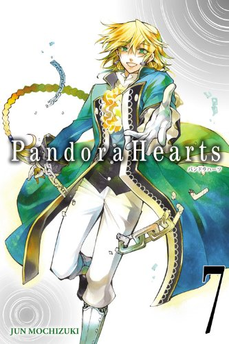 Pandora Hearts, Volume 7 9780316076166