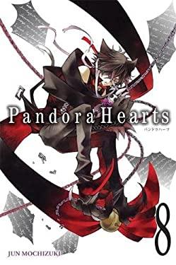 Pandora Hearts, Vol. 8 9780316197250