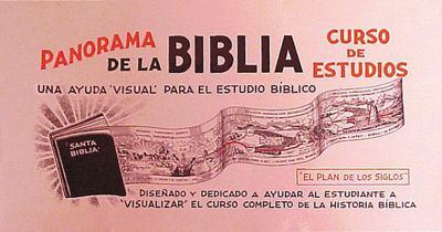 Panorama de la Biblia: Curso de Estudios 9780311036578