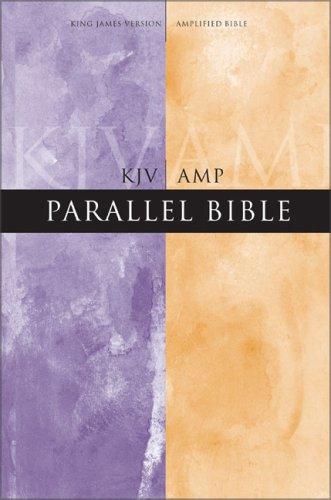 Amplified Parallel Bible-PR-KJ/AM 9780310925613