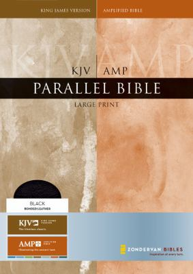 Parallel Bible-PR-KJV/Am-Large Print 9780310921288