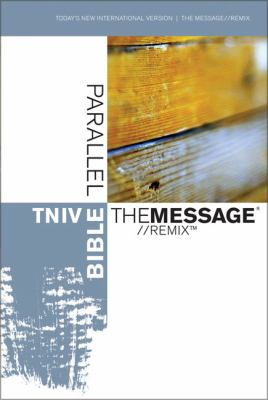 Parallel Bible-PR-TNIV/MS-Remix 9780310927334