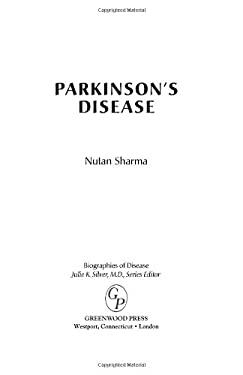 Parkinson's Disease 9780313342172