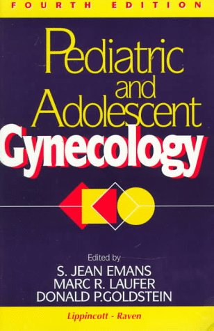 Pediatric and Adolescent Gynecology 9780316233958