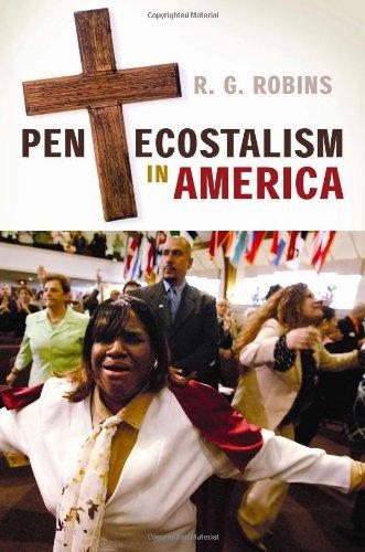 Pentecostalism in America 9780313352942