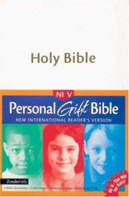 Personal Gift Bible-NIrV 9780310918356