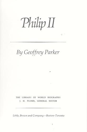 Philip Second