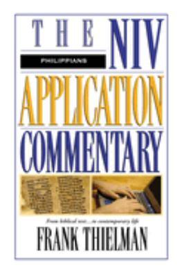 Philippians 9780310493006