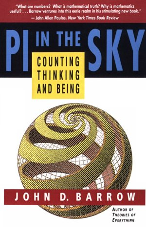 Pi in the Sky: Counting, Thinking, and Being 9780316082594