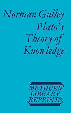 Plato's Theory of Knowledge 9780313252099