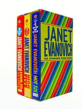 Plum Boxed Set 2 (4, 5, 6): Contains Four to Score, High Five and Hot Six 9780312947446