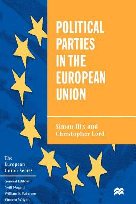 Political Parties in the European Union 9780312172923