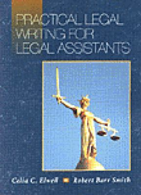 Practical Legal Writing for Legal Assistants 9780314061157