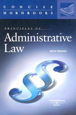 Principles of Administrative Law 9780314149343