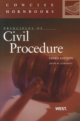 Principles of Civil Procedure 9780314276582