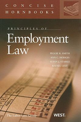 Principles of Employment Law 9780314168771