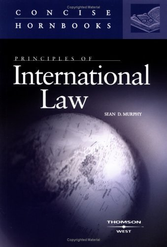 Principles of International Law 9780314163165