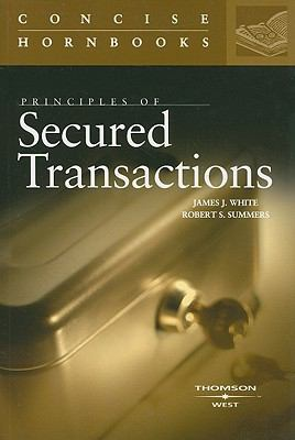Principles of Secured Transactions 9780314184788