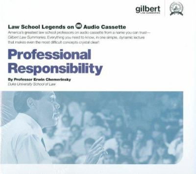 Professional Responsibility [With CD] 9780314179654