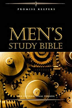Promise Keepers Men's Study Bible 9780310926467