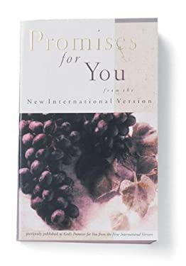 Promises for You: From the New International Version 9780310978916