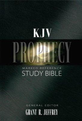 Prophecy Marked Reference Study Bible 9780310920656
