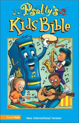 Psalty's Kids Bible-NIV 9780310703181