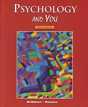 Psychology and You 9780314140906