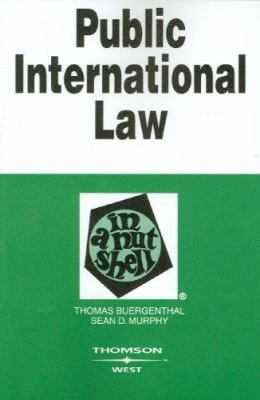 Public International Law in a Nutshell 9780314171696