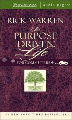 Purpose Driven(r) Life- For Commuters: What on Earth Am I Here For? 9780310258964