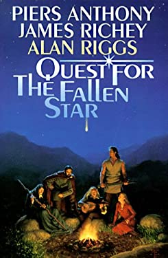 Quest for the Fallen Star 9780312864095