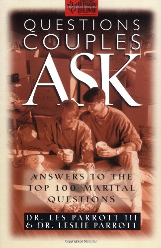 Questions Couples Ask: Answers to the Top 100 Marital Questions 9780310207542